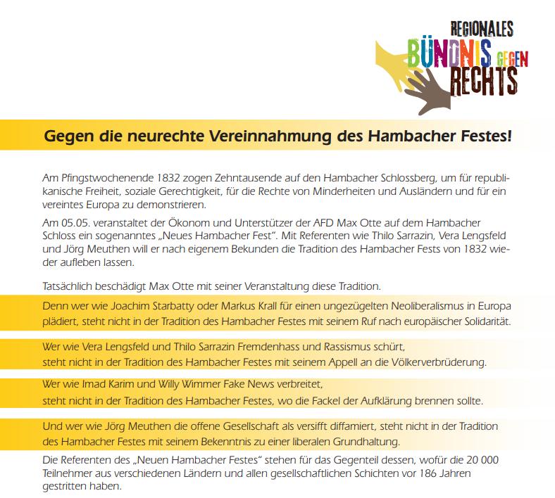 2018-04-23_NeustadterRegionalesBuendnisGegenRechtes_OffenerBrief