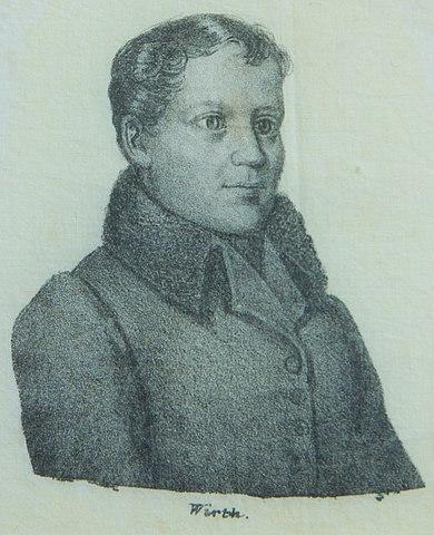 Johann Georg August Wirth (Olaf Kosinsky, Creative Commons-Lizenz - cc-sa-by-de 3.0)